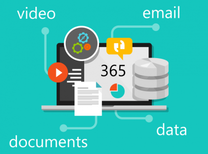 Office 365 data import