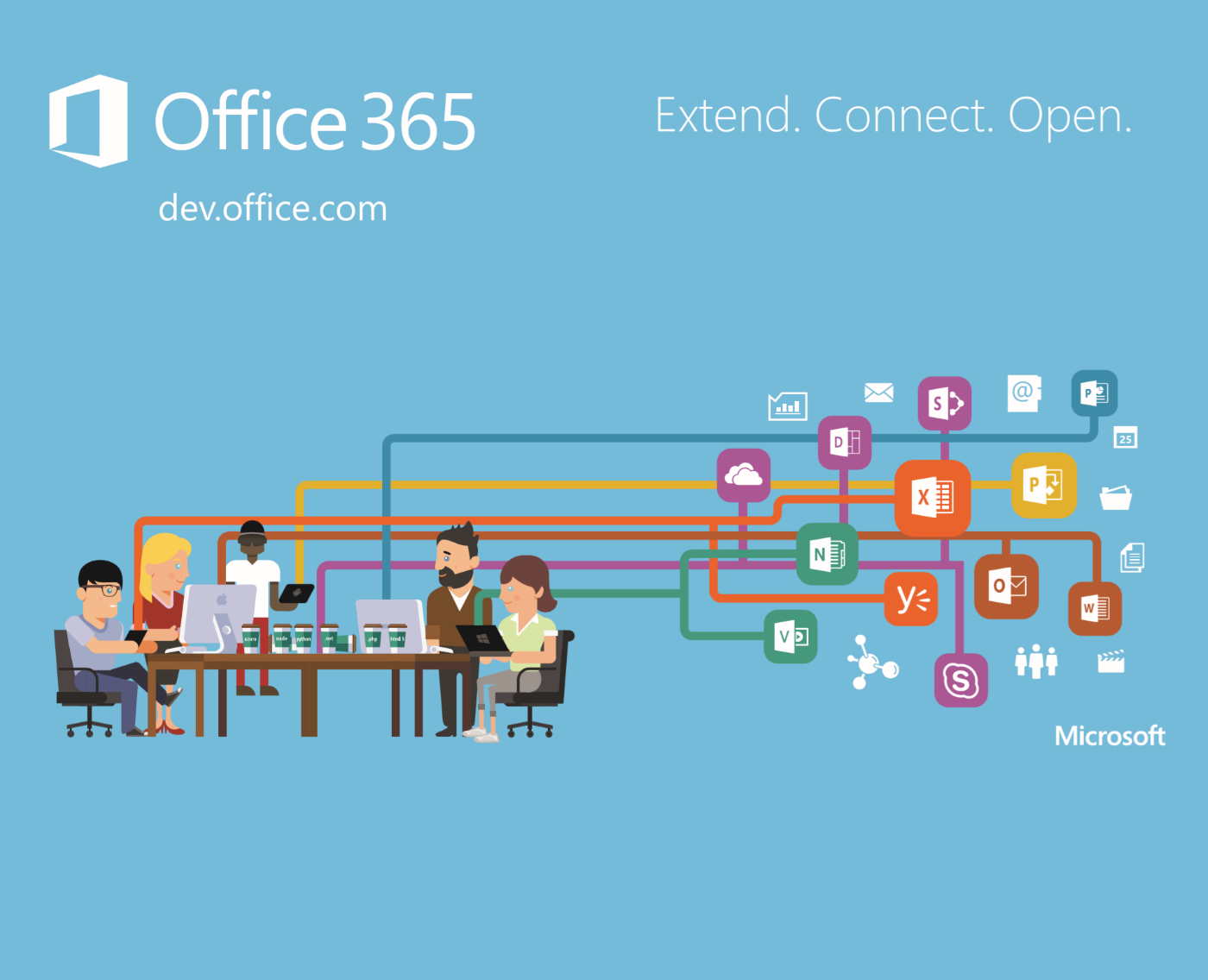 Office 365 Extend