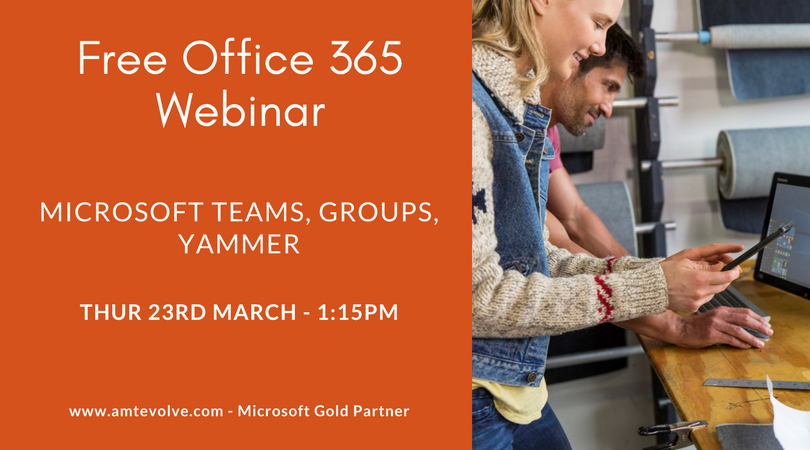 Office 365 webinar - apps