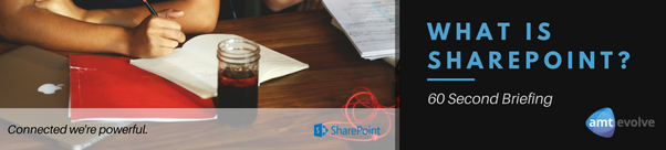 60 Second Briefing: What Is SharePoint?