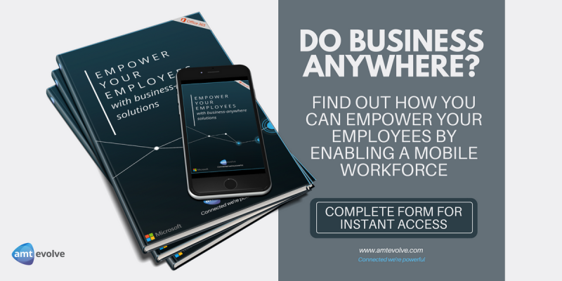 business anywhere solution guide