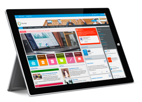 SharePoint Intranet Hub
