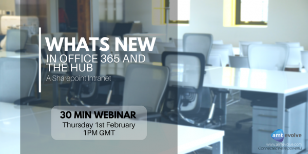 Office 365 and SharePoint Webinar