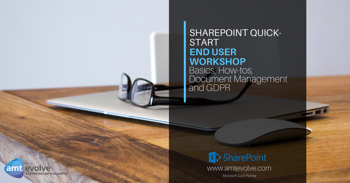 Sharepoint End User Workshop